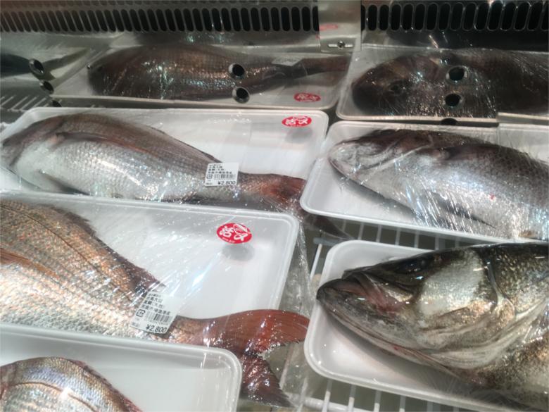 オガーレの魚