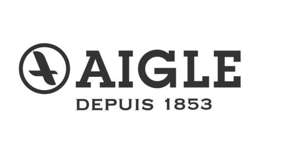 AIGLEロゴ画像