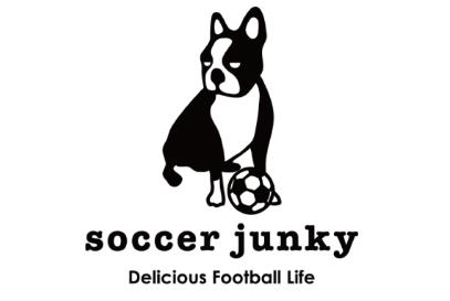 サッカージャンキーロゴ